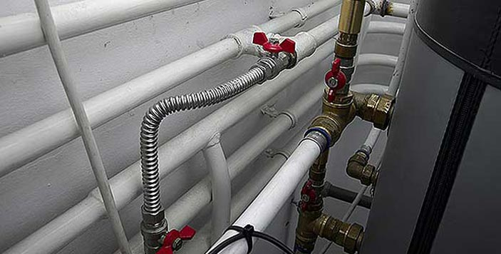 Keep things in order with our expert gas line repair and installation services