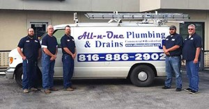 Contact us if you're having an issue with your bathroom or kitchen faucet