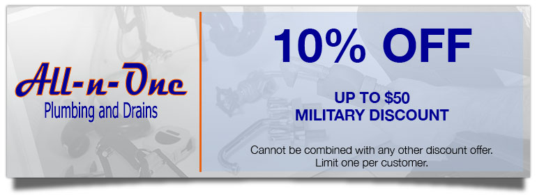 Discount for Military Personnel