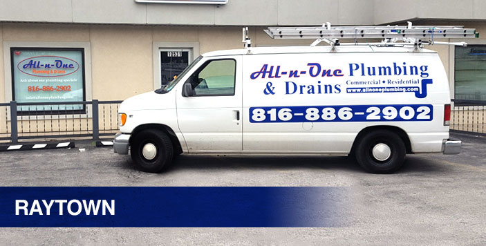 We have the best plumbing services for your Raytown, MO home
