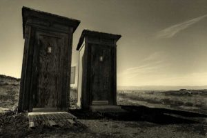 old-outhouses