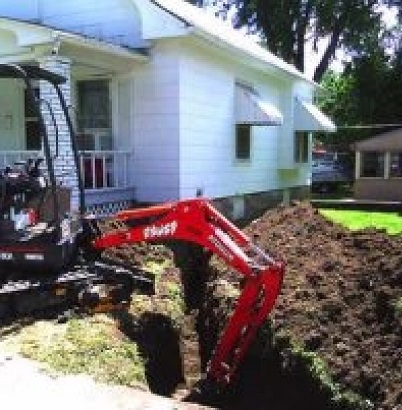 all-n-one plumbing sewer line repair kansas city